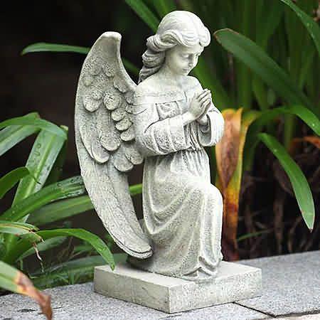 Outdoor Angel Statues My Garden Gifts Angel Statues 400 x 300