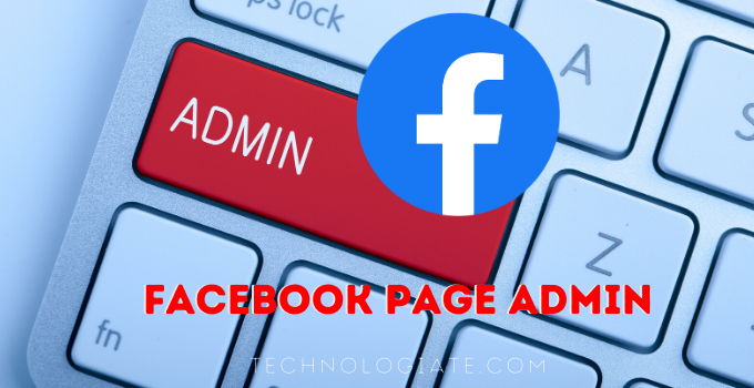 How To Add Admin To Facebook Page In 2020 Ads Admin Facebook