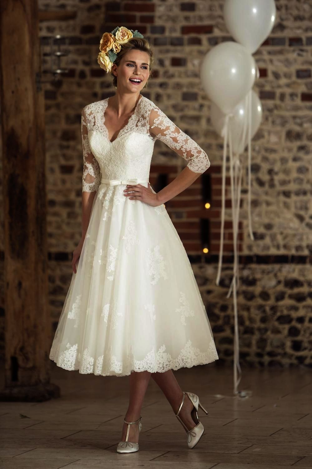 Short wedding reception dress  Brilliant ue s Style Dress Patterns Uk pin  Vintage s