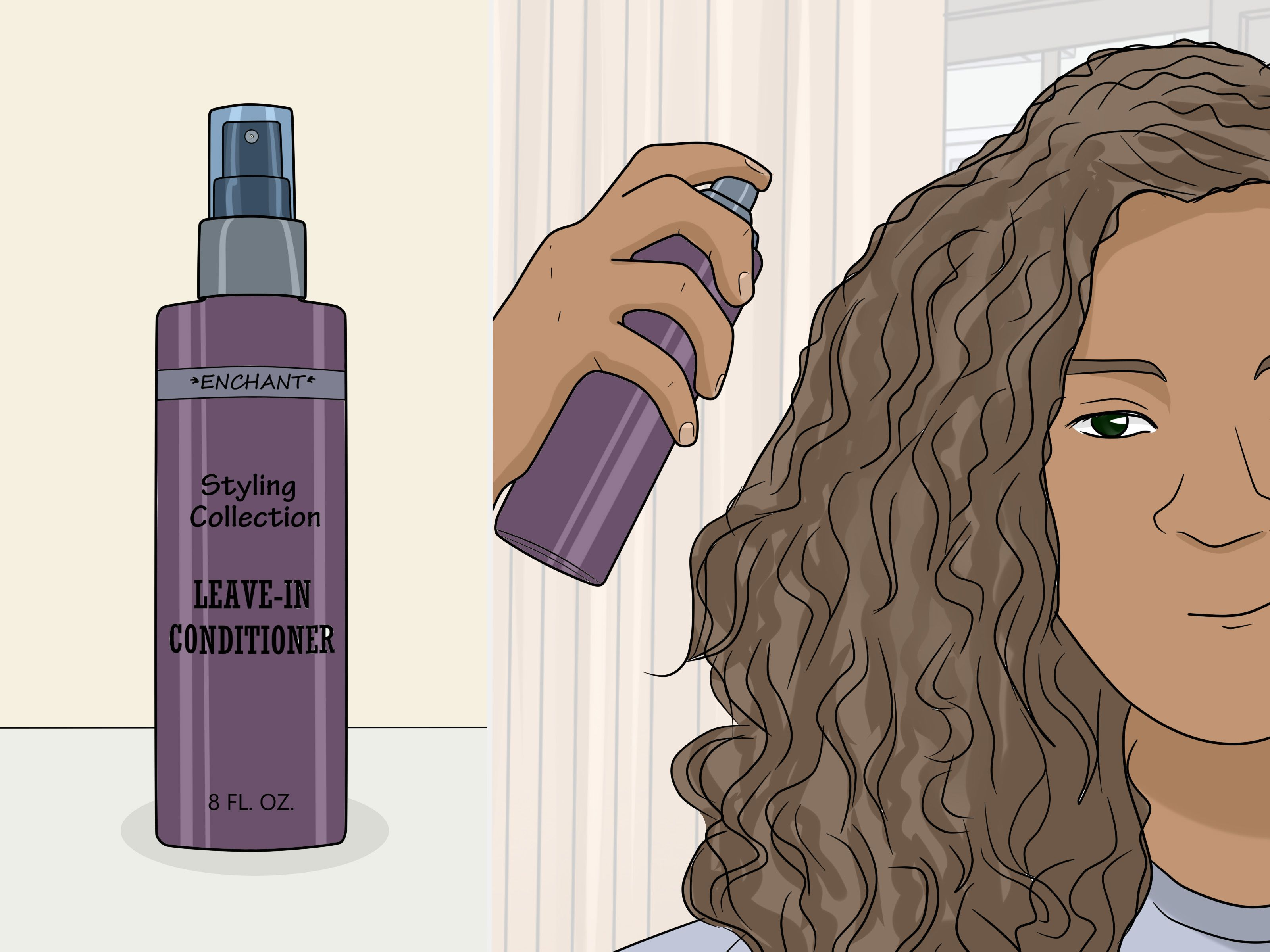 How to sleep with wet curly hair sleeping with wet hair