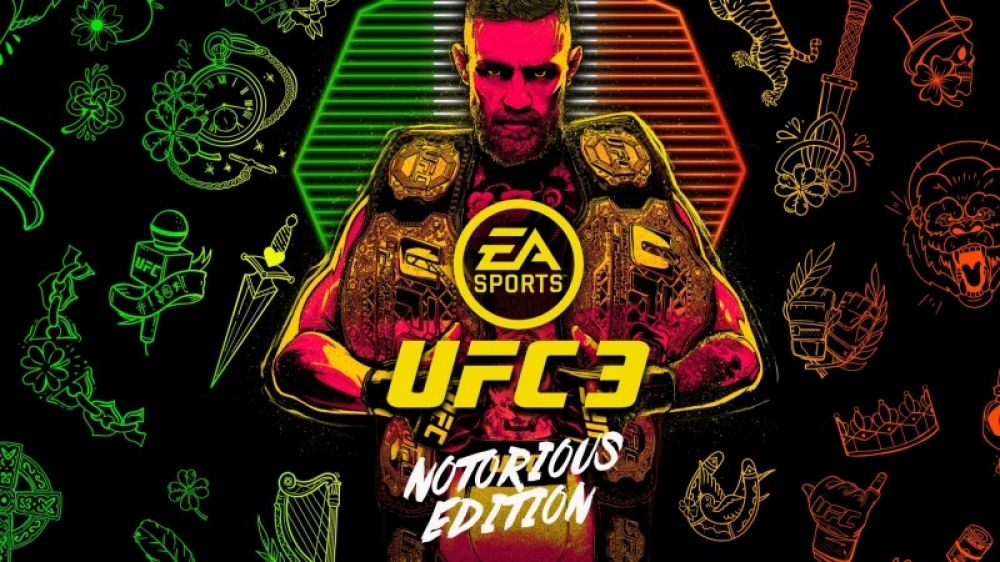 Ufc 3 Notorious Edition Hits Today To Celebrate Conor Mcgregor S Octagon Return Blackally Ea Sports Ufc Ea Sports Ufc