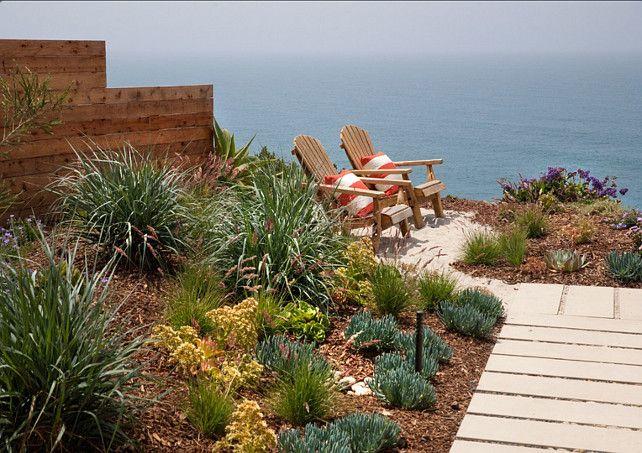 Ocean View Landscaping Ocean Landscaping Beach Amazing Gardens Garden Design Garden