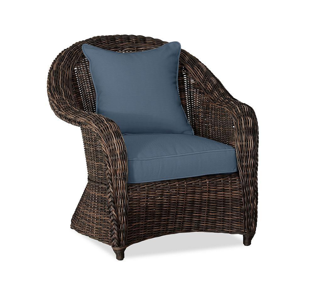 Torrey Sunbrella® Outdoor Furniture Cushion Slipcovers