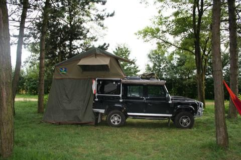 Howling Moon Tourer Roof Top Tent Price