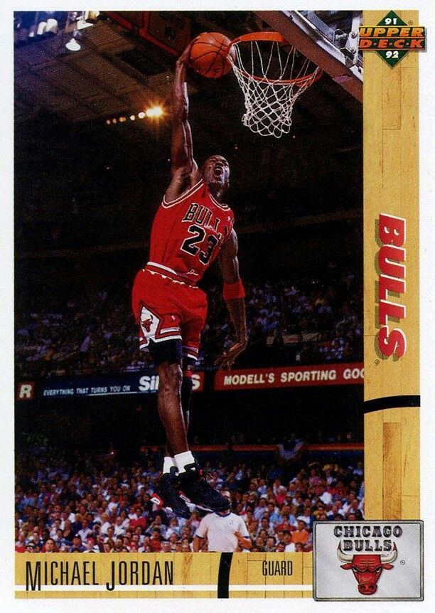 Michael Jordan Michael jordan basketball cards, Michael