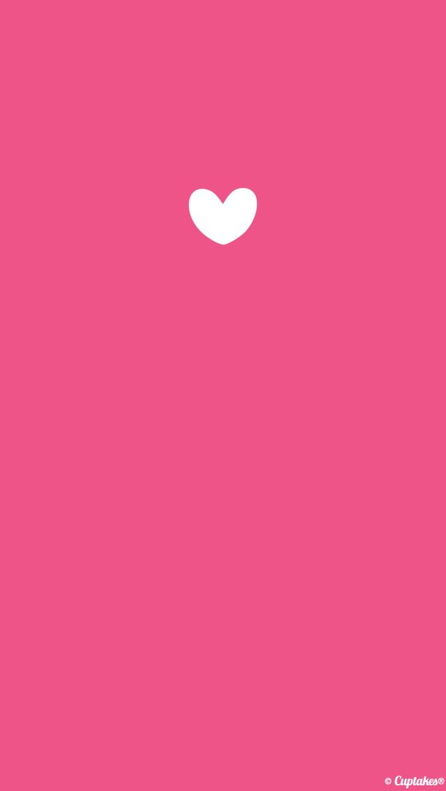 Perfect Pink Anal White Heart Iphone Background Wallpaper Phone Lock Screen