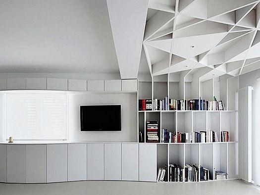 Futuristic Home Interior Design Concept : House Design Ideas | Home ...