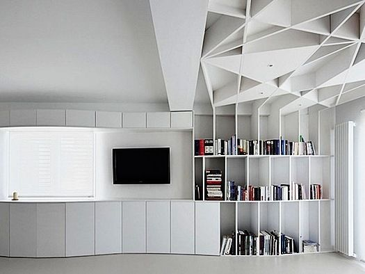 futuristic home interior. Futuristic Home Interior Design Concept  House Ideas