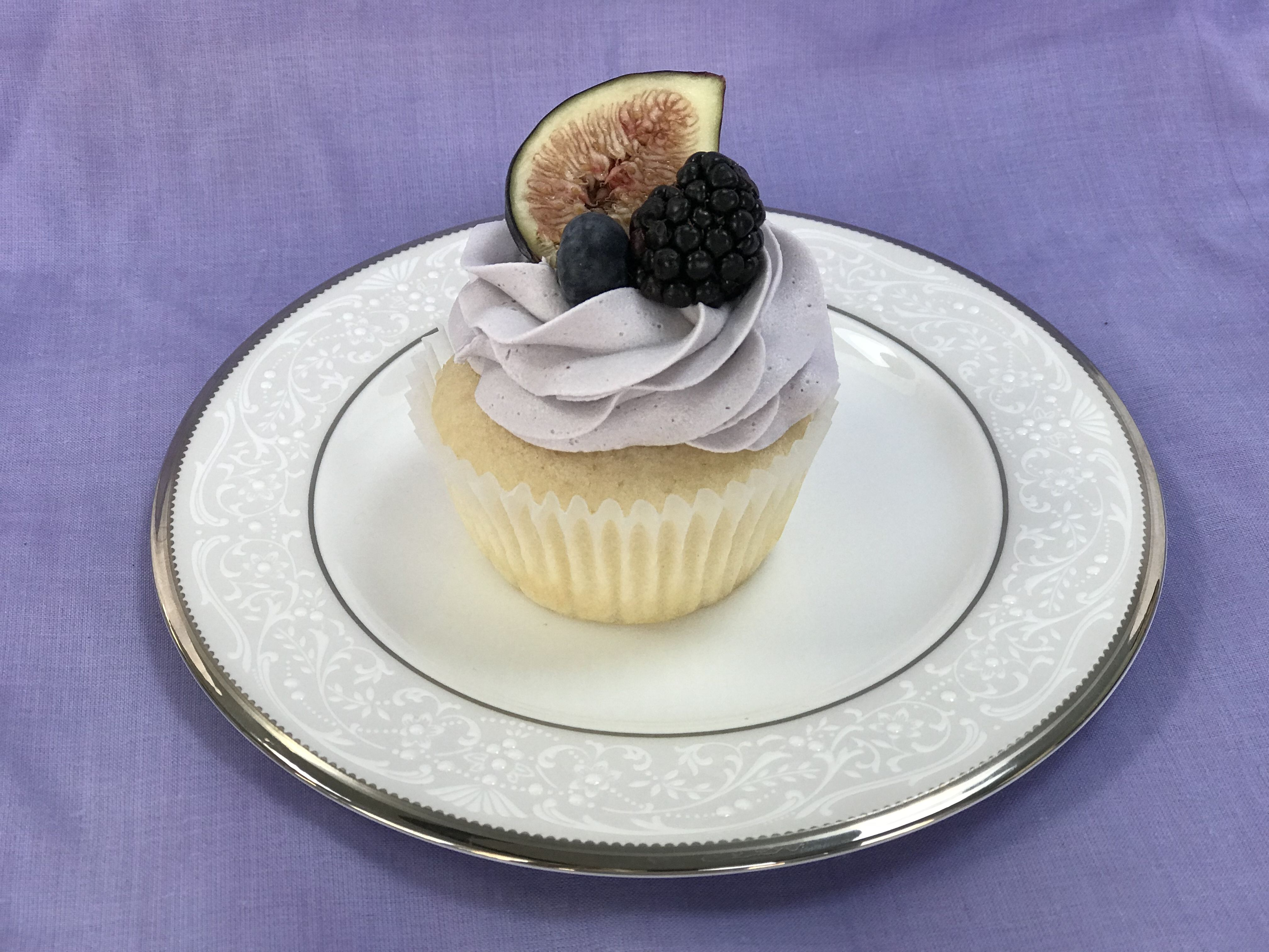 Sophisticated dessert for the grown up cupcake fan Adult