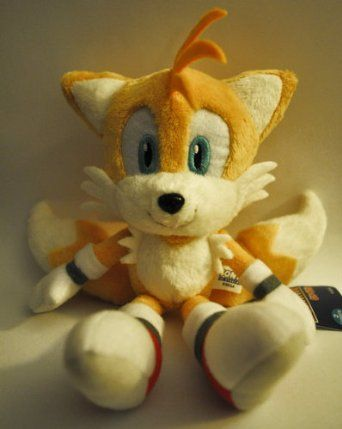 Amazon Com Official Nintendo Sonic The Hedgehog Plush Toy 6 Tails Japanese Import Toys Games Sonic Birthday Parties Sonic Birthday Sonic The Hedgehog
