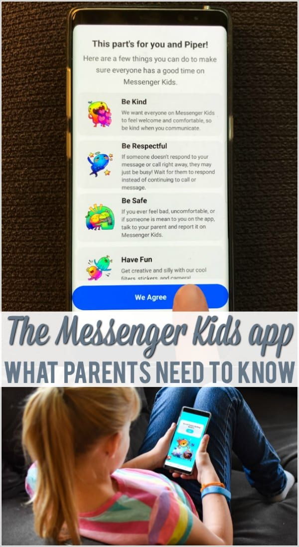 ad The Messenger Kids app See why this mom thinks it's a
