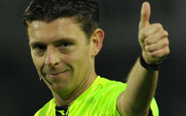 Arbitro Rocchi disastroso, sfida scudetto decisa dai suoi errori #juve #roma #rocchi #scandalo