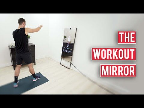 The Mirror Allows You To Stream Live Workout Classes Right From Your Home While The Instructor Is Projected On The Glass Workout Bright Cellars Workout Review