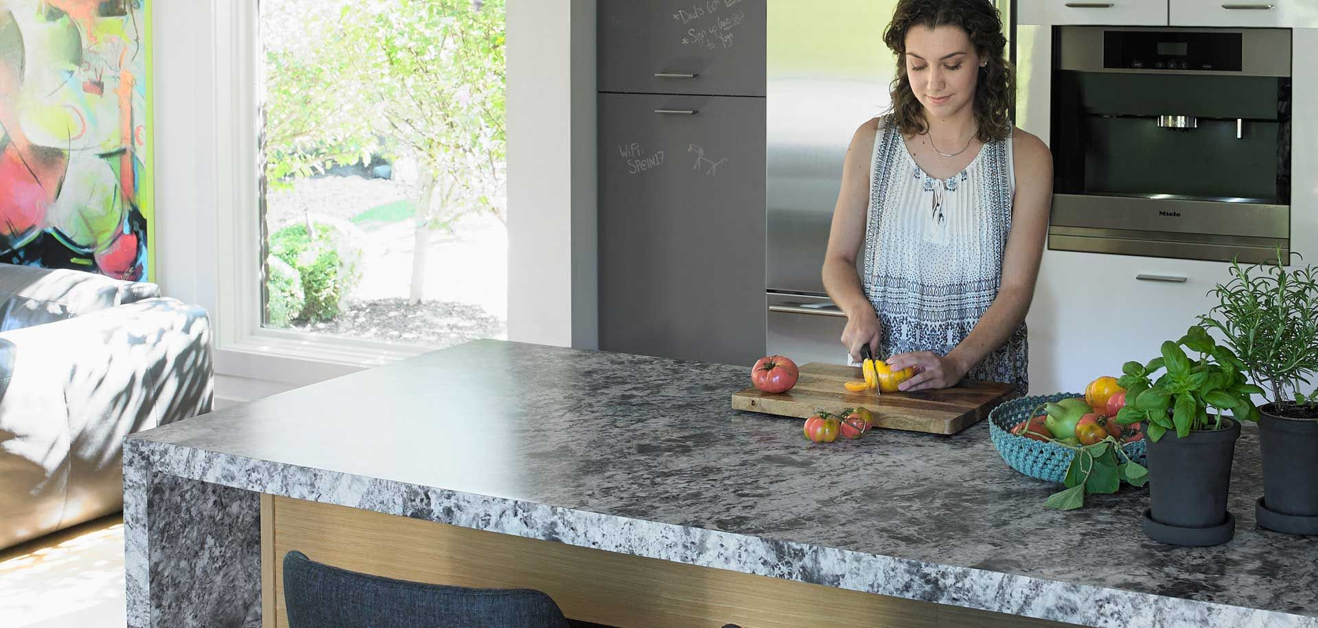180fx By Formica Group 9305 Silver Flower Granite Formica Writable Surfaces 3036 Gray Chalkable Formica Writable Egg Rolls Affordable Remodeling Chili Sauce