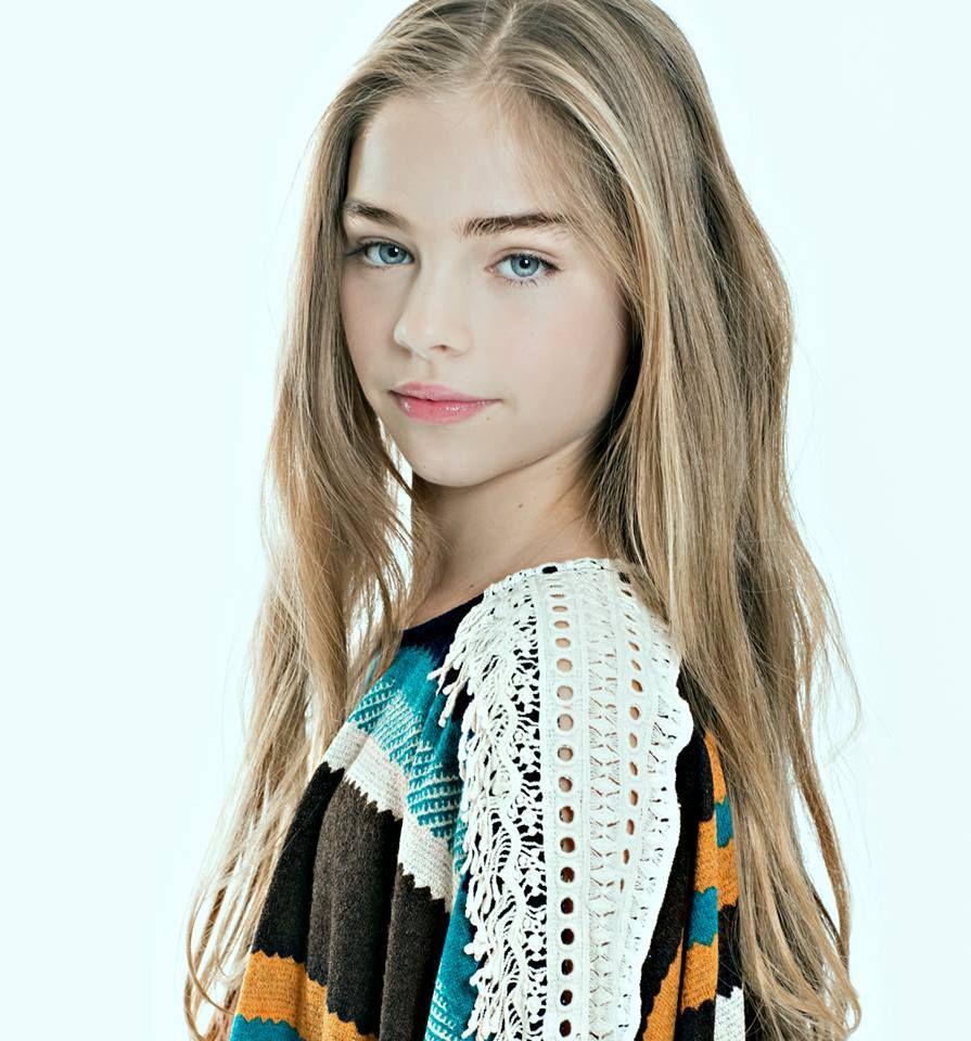 Jade Weber hermosa modelo infantil Angel Eyes Pinterest Jade