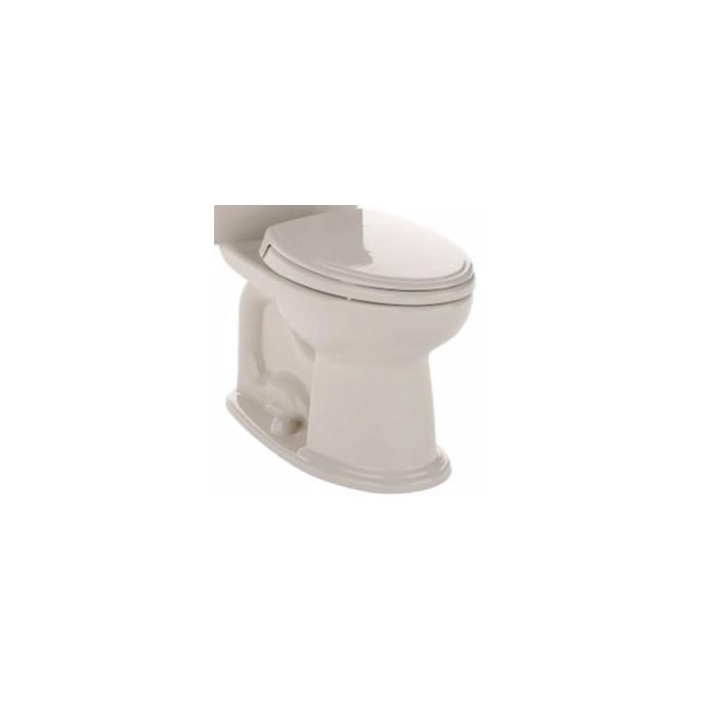 Toto Eco Whitney Elongated Toilet Bowl Only in Sedona Beige ...
