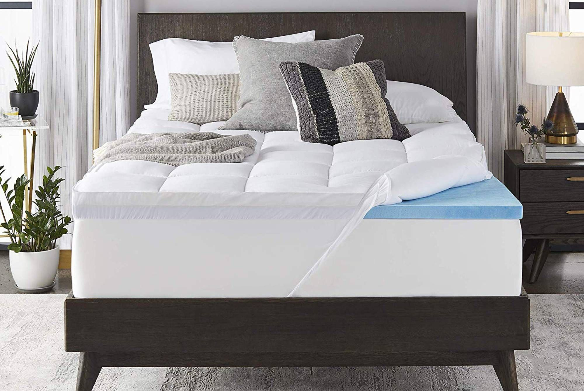 Best Mattress Topper for Side Sleepers 2020 Top 7 Choices