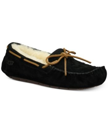 2a241fce128 UGG Women Dakota Moccasin Slippers in 2019 | Products | Black ugg ...