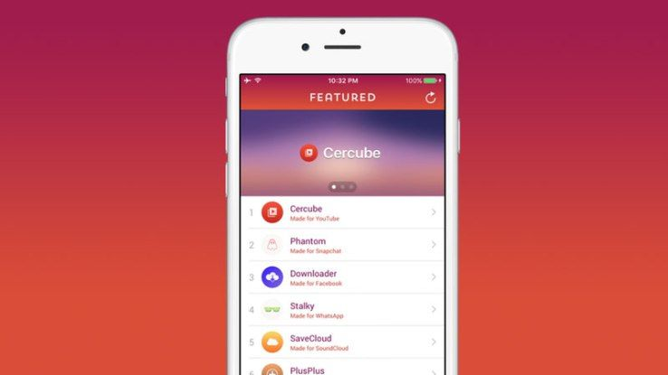 Extensify lets you tweak your ios apps without