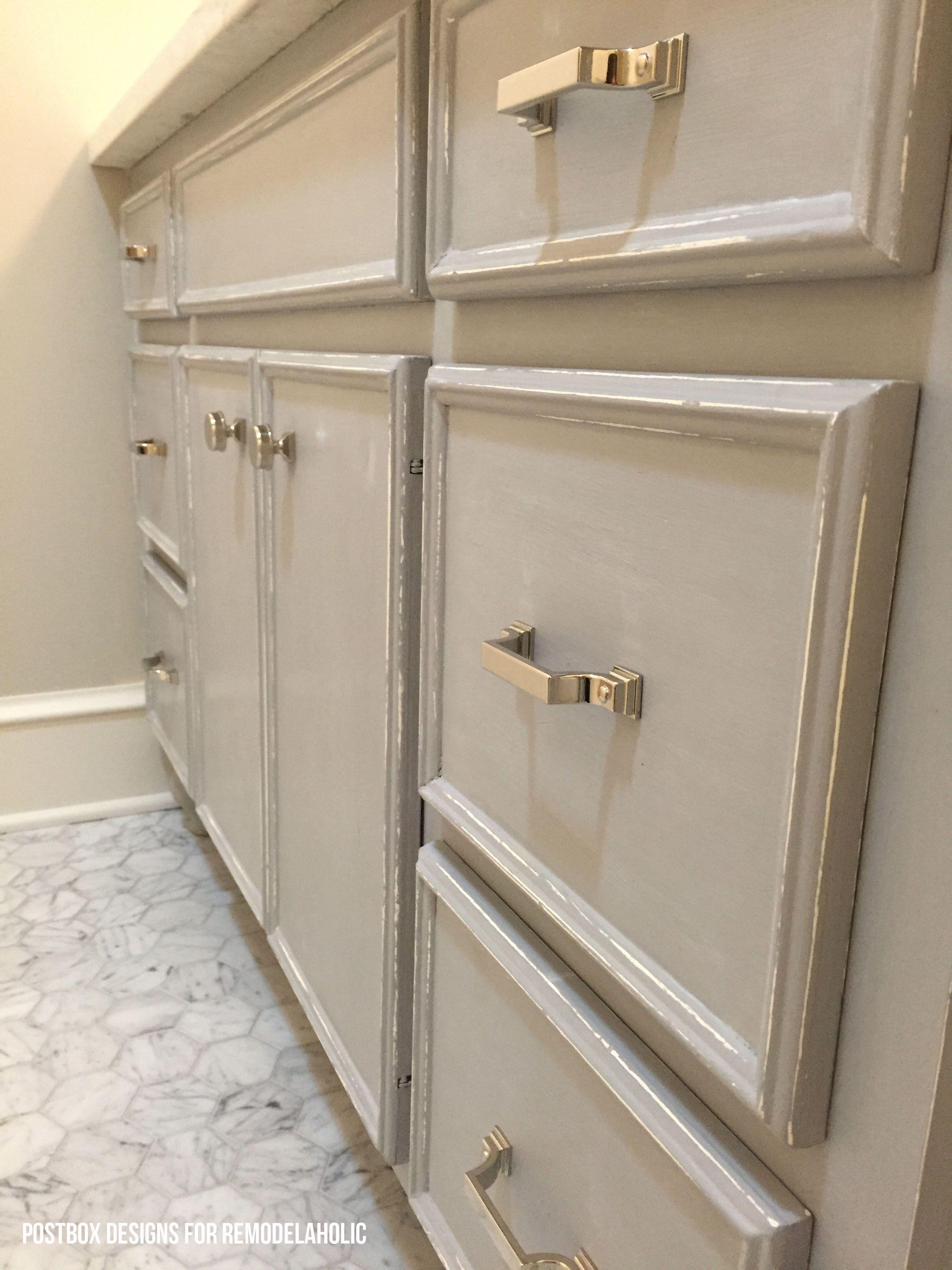 Chalk Paint® Bathroom Vanity Makeover! | d.i.y. | Pinterest