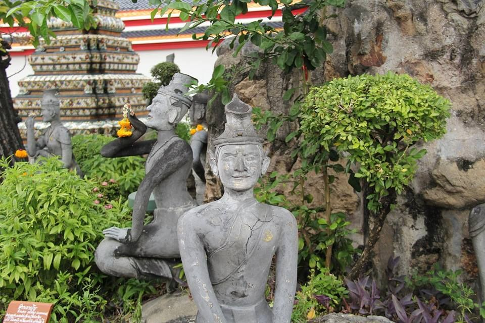Wat Po, Bangkok, Thailand
