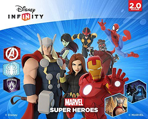 Disney INFINITY: Marvel Super Heroes (2.0 Edition) Mega Starter Pack Online Game Code for the PC. Save The World with...