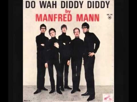 Number One 13 August 1964 Manfred Mann - Do Wah Diddy Diddy http://www.lyricquiz.net