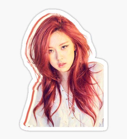 BLACKPINK- Rose Sticker