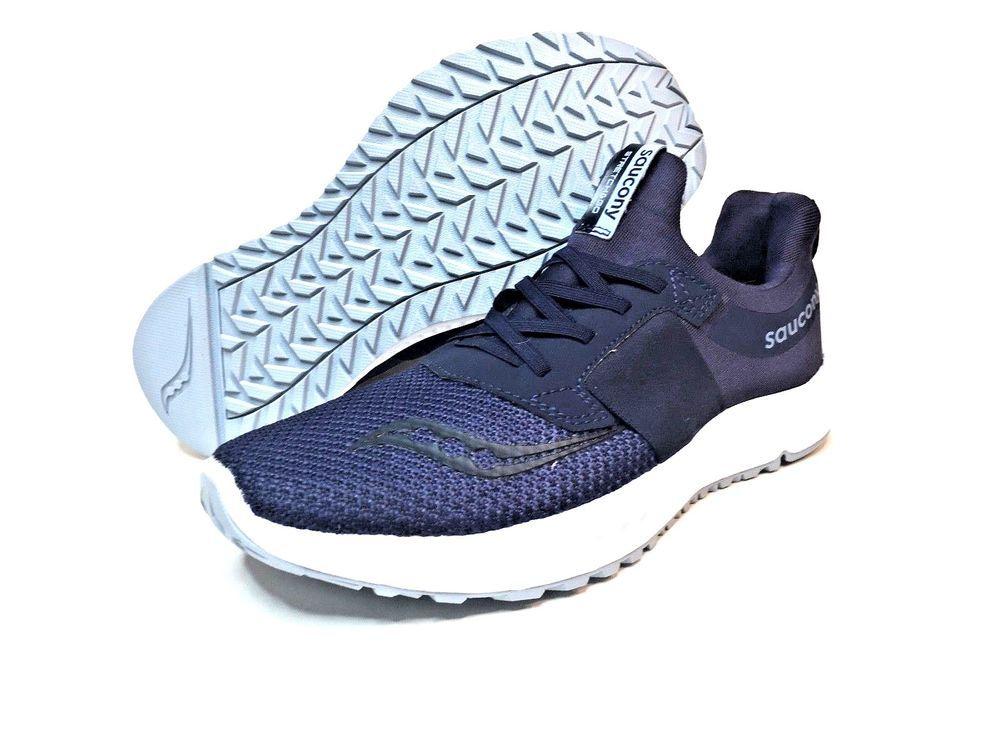 13e220b8b0 Saucony S40020-3 Mens Stretch N Go Breeze Running Shoe Size 7.5 ...