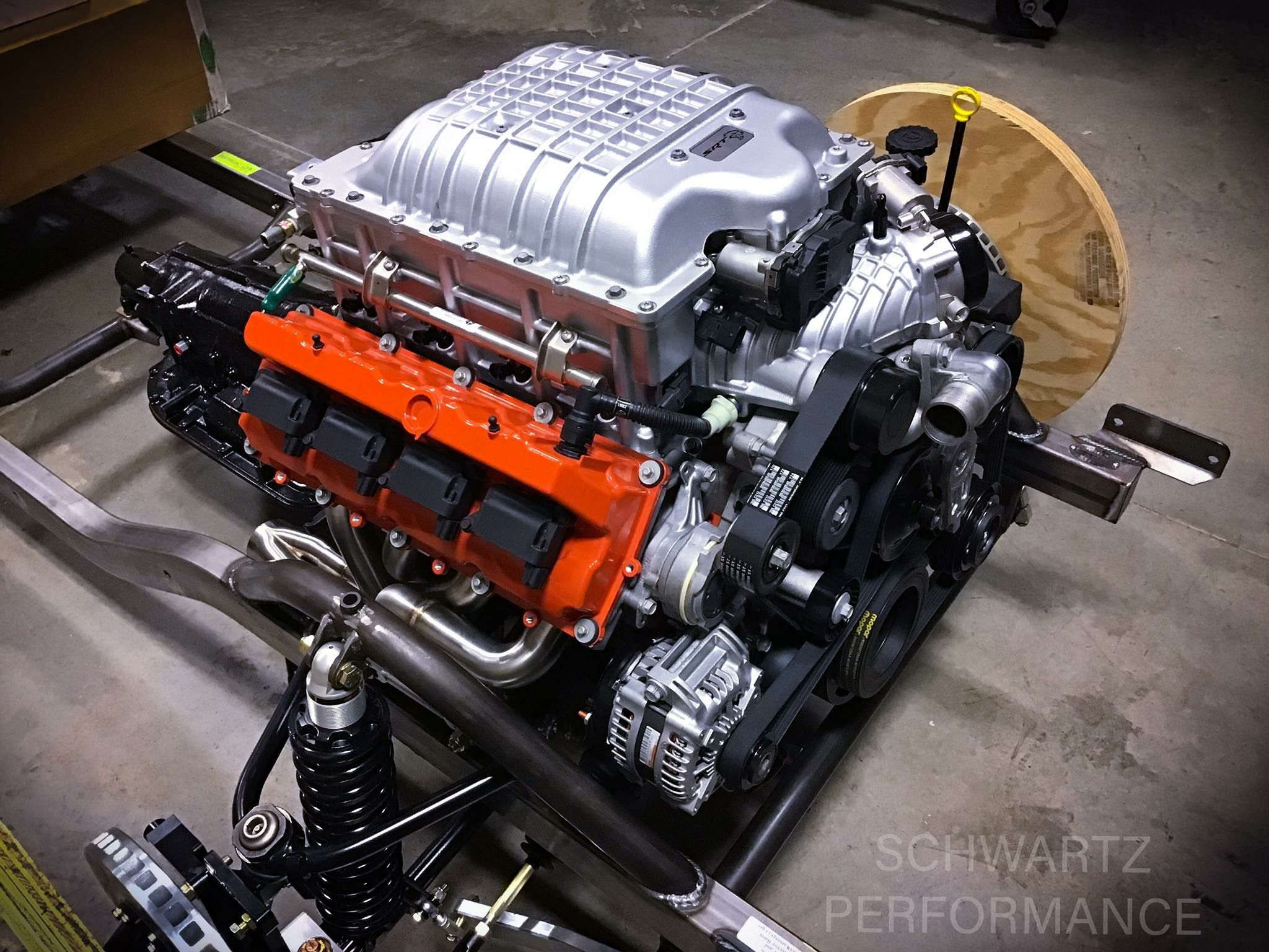 Hellcat Crate Engine Schwartz Performance Performance Engines