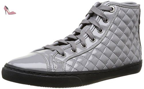 Sneakers Hautes Femme Geox D New Club D
