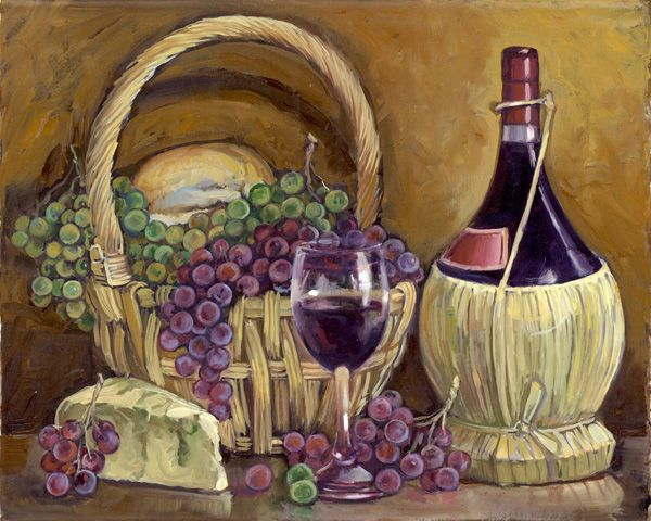 Cypress Fine Art Licensing | Wine art, Wine painting, Wine poster