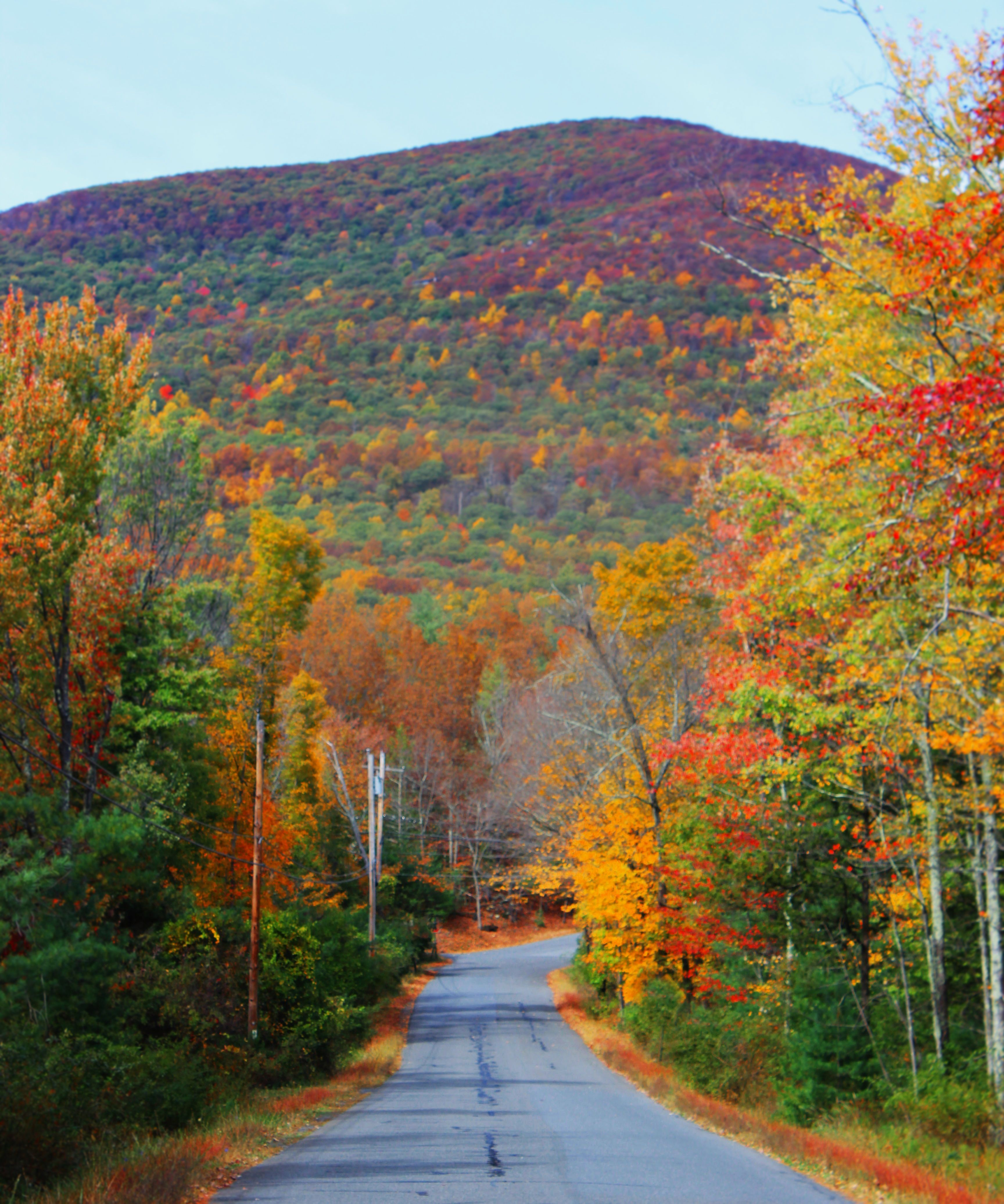 Beautiful Places Hudson Valley: Autumn In Woodstock, NY #Love This Place :)