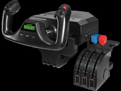 Logitech G Flight Simulation Gear Customizable Modular Flight Simulator Logitech Game Controller