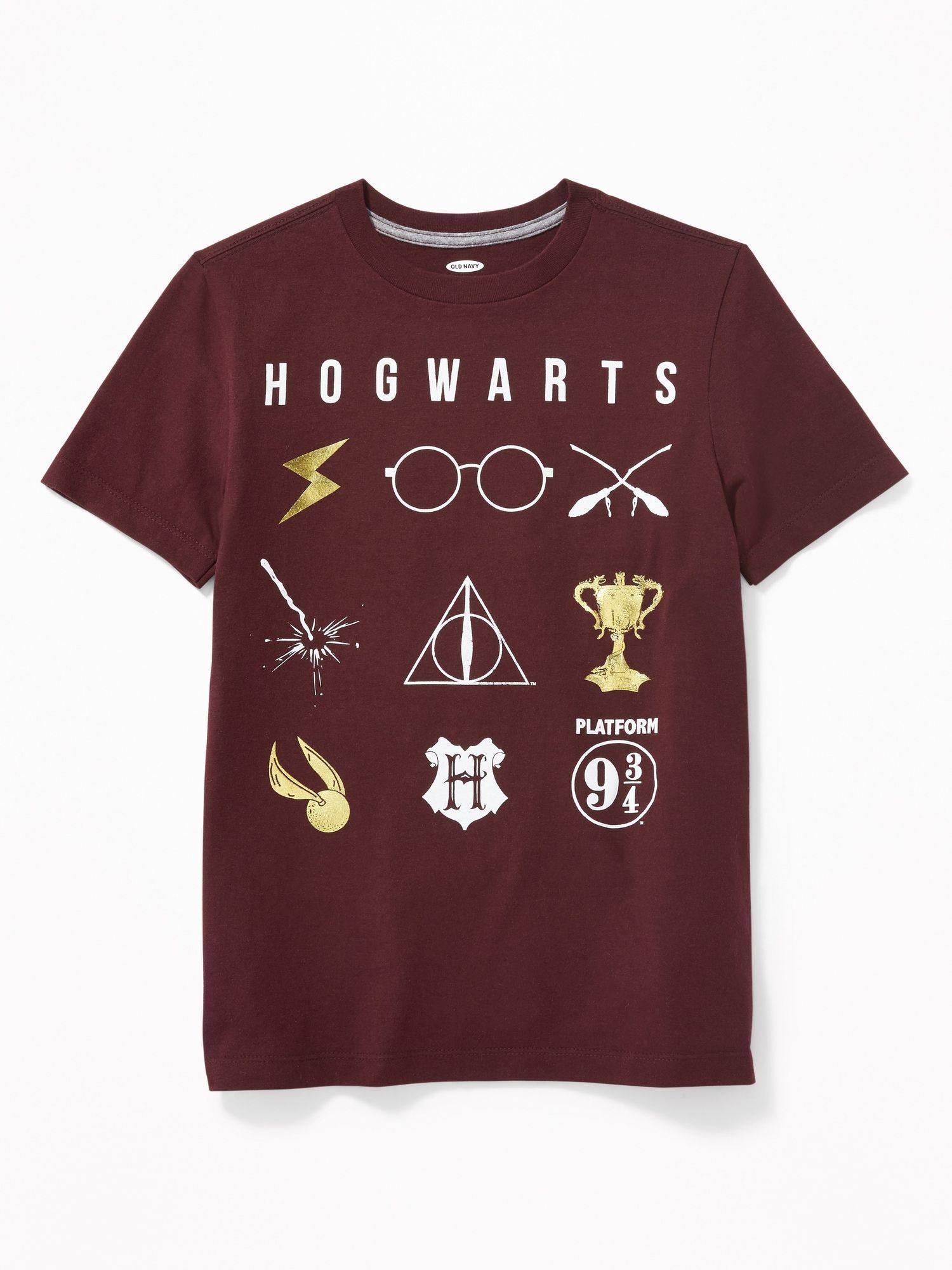Official Merchandise Harry Potter Icons Boys Crewneck Sweatshirt