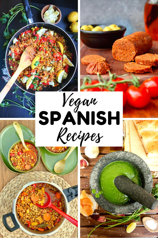 12 Spanish Recipes - All Vegan!  Full of flavour and flair – we've collected... - #collected #flair #flavour #Recipes #spanish #vegan - #Chorizo
