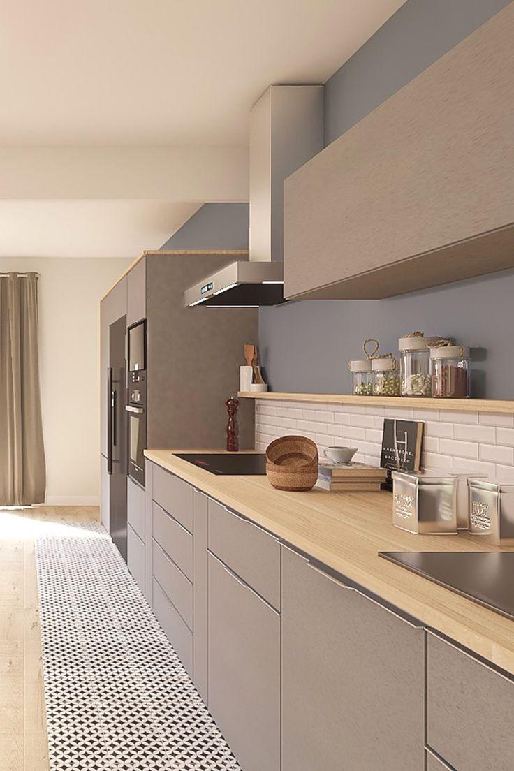 26 Beautiful Kitchen Cabinets Small Info En 2020 Deco Cuisine Moderne Cuisine Moderne Cuisine Design Moderne