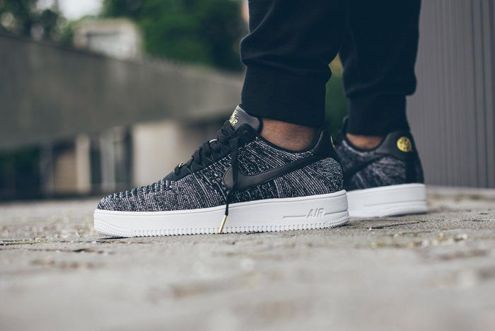 Nike Air Force 1 Low Ultra Flyknit Quai 54 On Feet 4 Nike