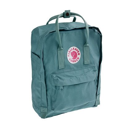 but, how do you pick a color? so many to love. Fjällräven® classic Kanken backpack