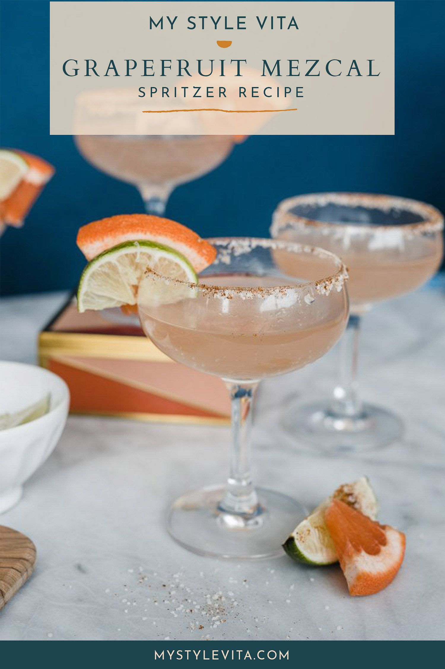 how to drink mezcal with lime