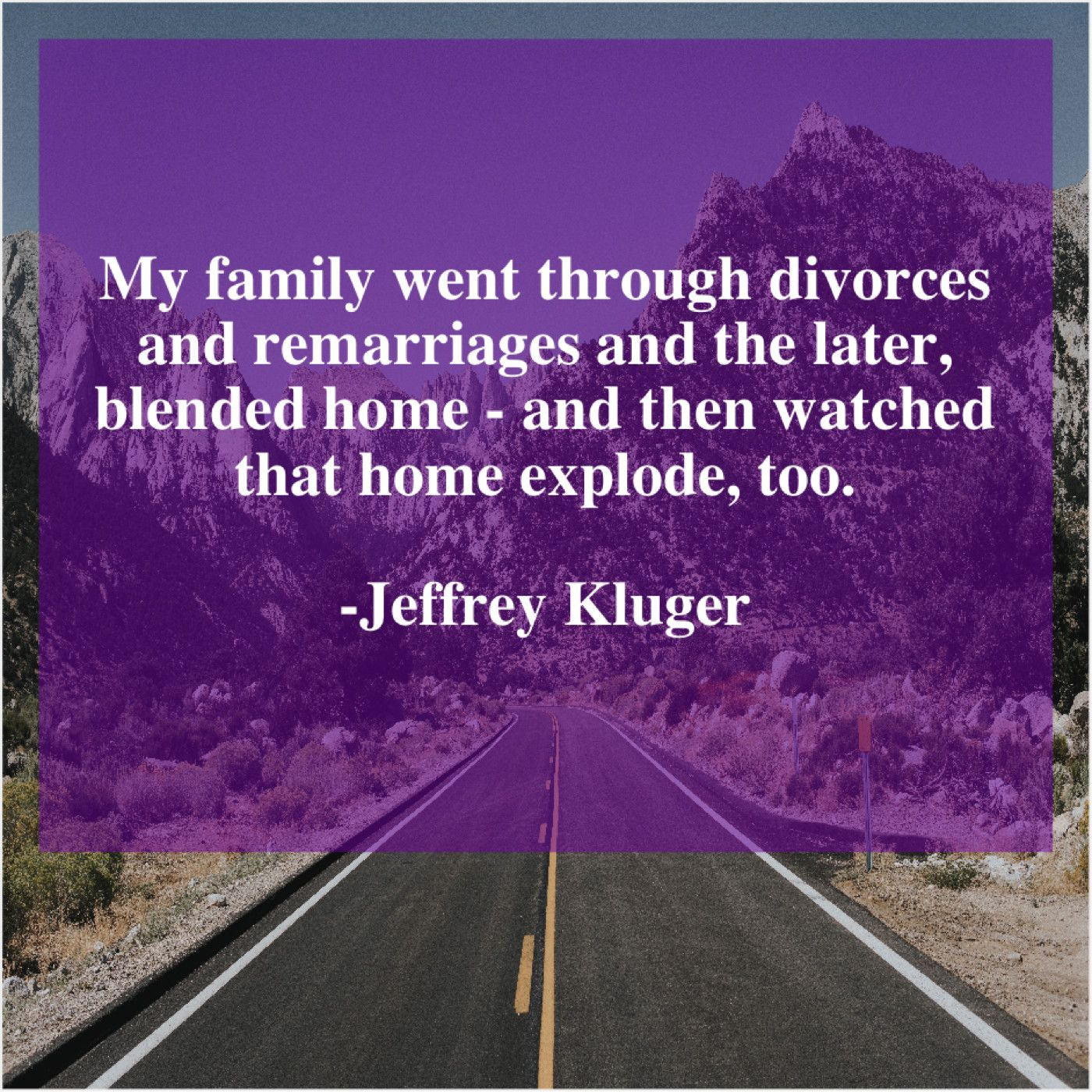 Jeffrey Kluger My Family Went Through Divorces Mary Mccarthy Johnny Carson Joan Collins