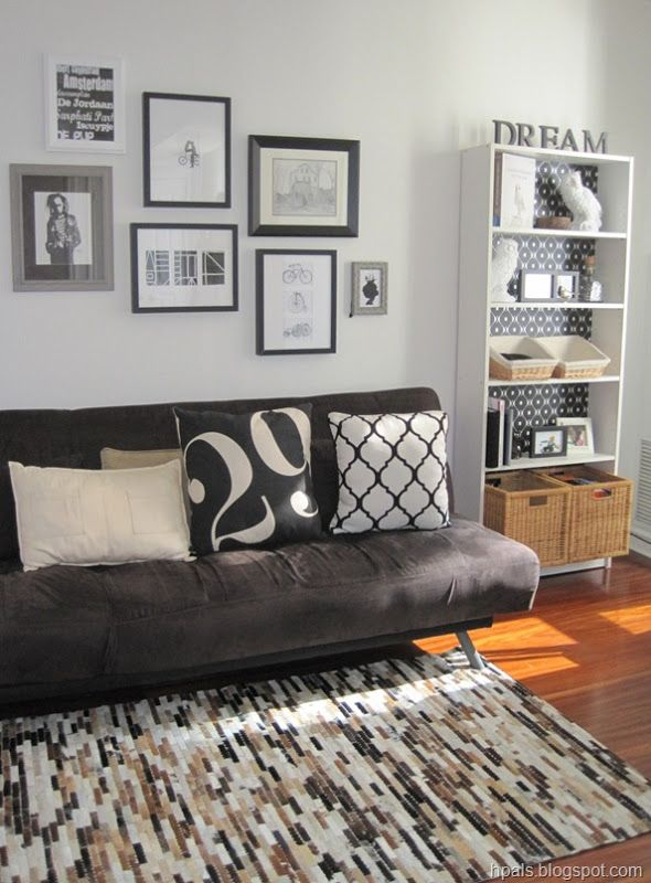 Funky Studio But Would Be Cool For Man Cave Guest Room With