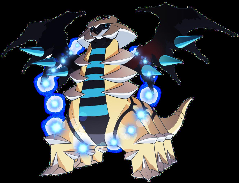 Mega Giratina | Pokemon Mega Evolution | Pinterest | Mega ...