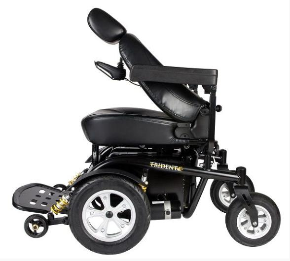 Drive Medical Trident Hd Front Wheel Drive Power Chair Drive Medical Trident Hd Front Wheel Drive Power Chair In 2019 Baby Strollers Chair