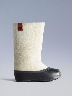 Russian WOMEN classic valenki felt boots