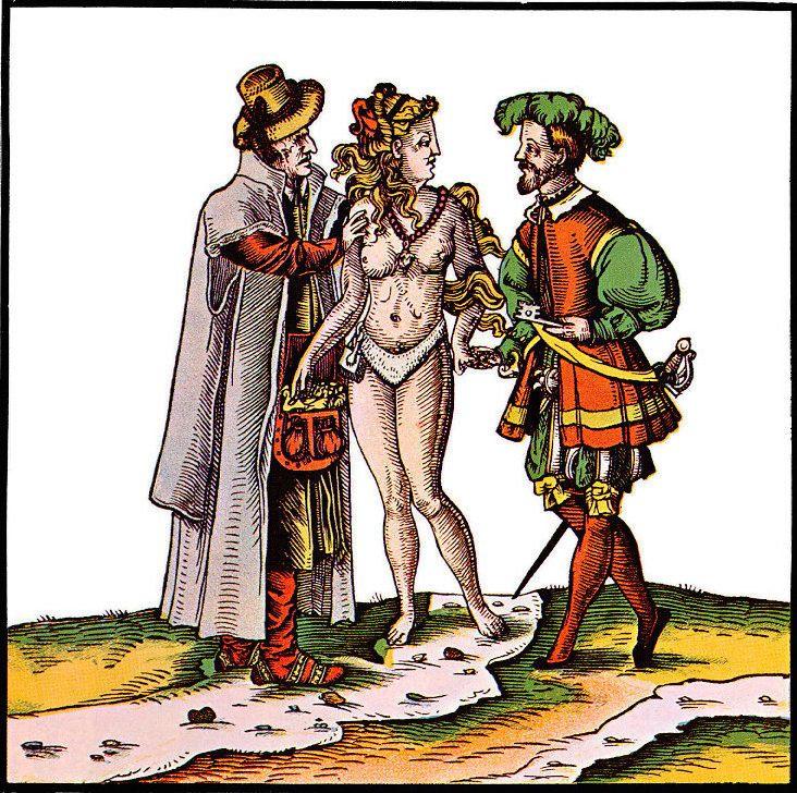 El falso mito de los cinturones de castidad
