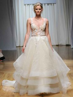 Layered Ball Gown Wi Wwwmccormickweddingscom Virginia Beach - Wedding Dresses Virginia Beach