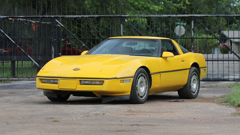 1986 Chevrolet Corvette Coupe T31 Dallas 2013 Chevrolet Corvette Corvette Chevrolet