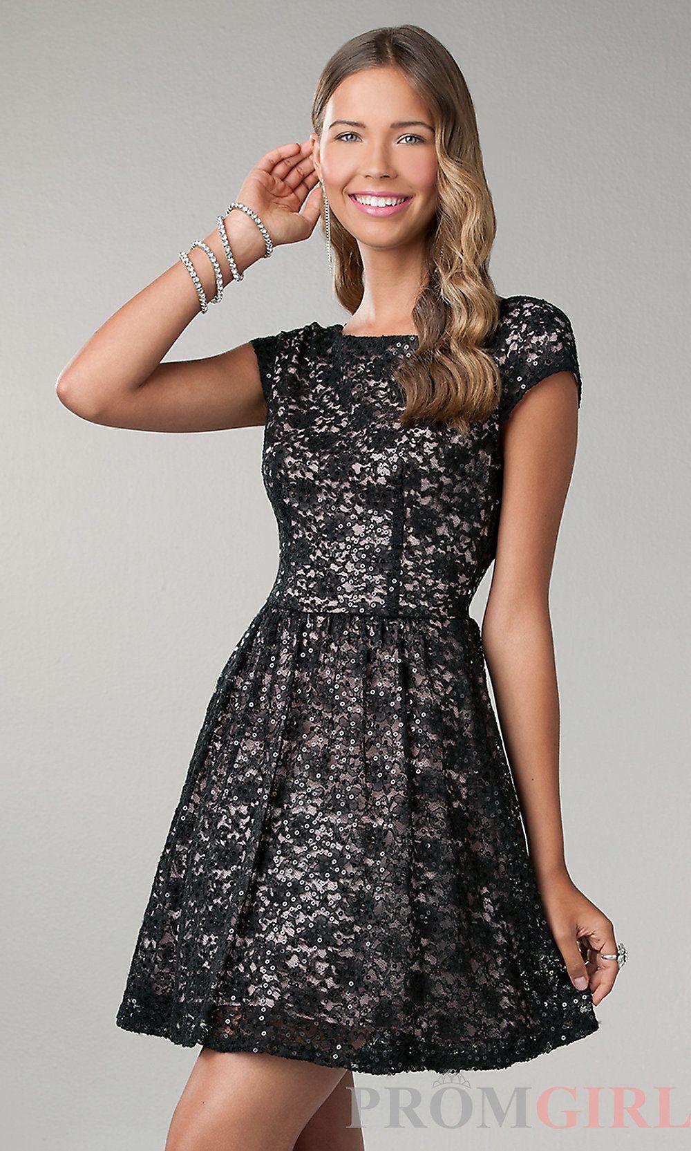 Short Dresses For Semi Formal