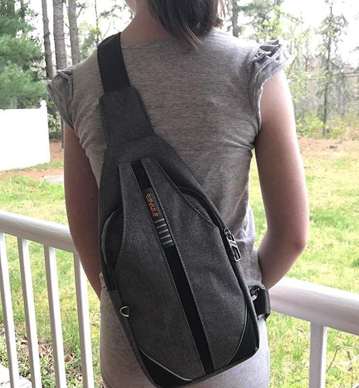 Fashion Men and Women Shoulder Bag Backpack Bag Crossbody Bag Small Waist Bag